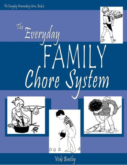 The Everyday Family Chore System {Review}