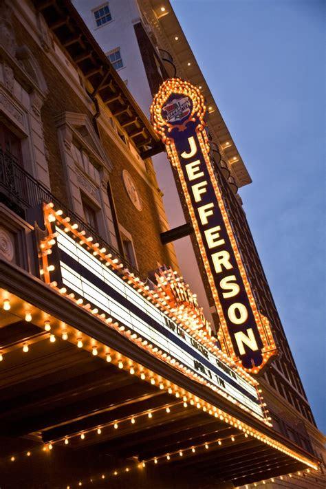 jefferson theatre beaumont texas built