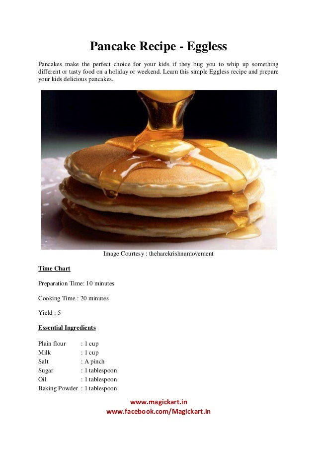 How to make simple pancakes for kids 3 sara sears blog pancakes for kids yahoo recipe search how to make simple pancakes quality questions fast reliable answers from across the web ccuart Images