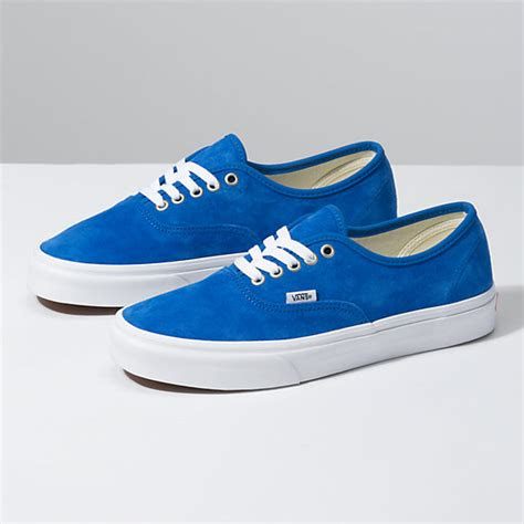 pig suede authentic shop  vans