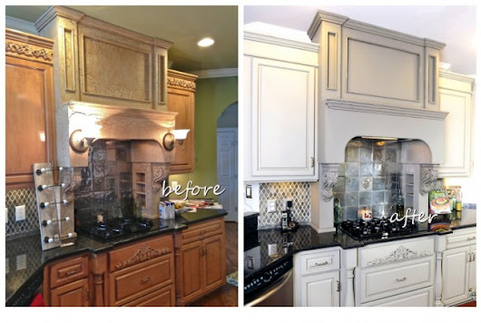 Before and After Photos- A Cheat Sheet - Bella Tucker Decorative Finishes | Faux Finish Painter Franklin TN