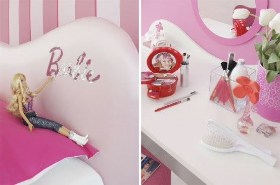 Room For Barbie Princess Details