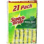 Scotch-Brite Heavy Duty Scrub Sponge (21ct.)