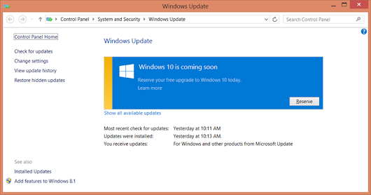 What's the deal with Windows 10 for the Non-Technical Friend - Scott Hanselman