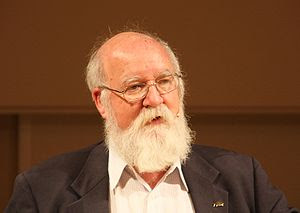 Daniel Dennett at the 17. Göttinger Literaturh...