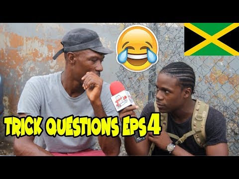 Trick Questions In Jamaica Episode 4 - Old Harbour - Jamaican Videos