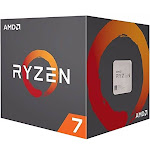 AMD Ryzen 7 1700 3 GHz 8-Core Processor - 16 MB - Socket AM4 - Retail