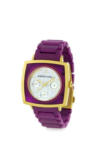BCBGMAXAZRIA Elite Sport Watch