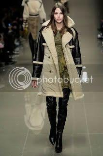 Burberry Prorsum,Fall 2010,London Fashion Week