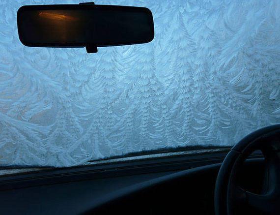 Αυτοκίνητο-Απογοητευμένοι-Χειμώνας