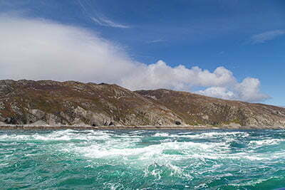 Visiting The Corryvreckan Whirlpool from Jura