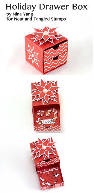 Holiday Drawer Box