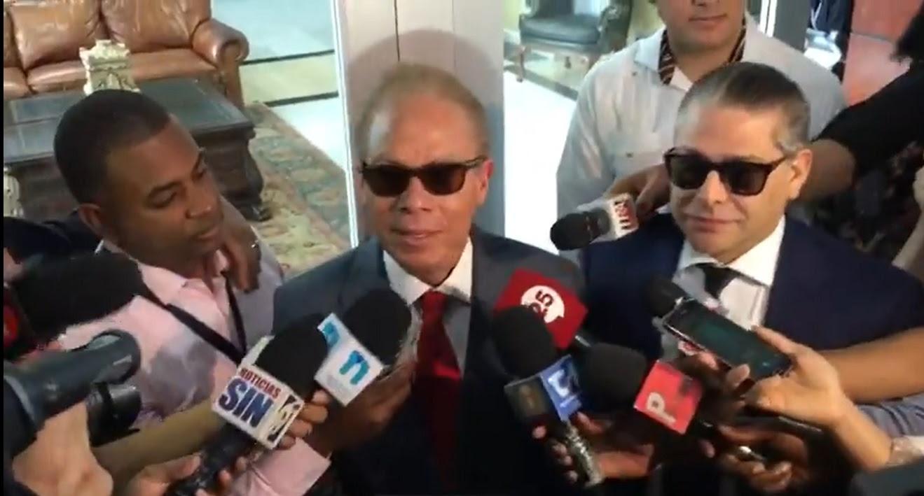 Caso Odebrecht: Procurador interroga otra vez al empresario Ángel Rondón