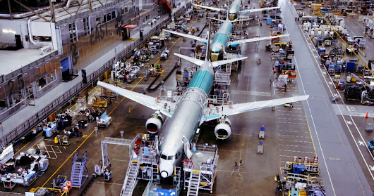 How Boeing Builds a 737 in Just 9 Days | WIRED