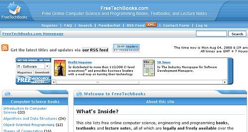20 Best Websites To Download Free EBooks
