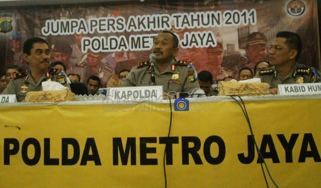 Setahun Ini, Polda Metro Jaya Pecat 79 Polisi
