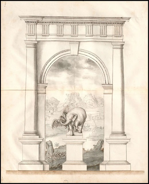 Architectura Regia (Elephant)