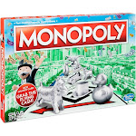 Monopoly Board Game, board games