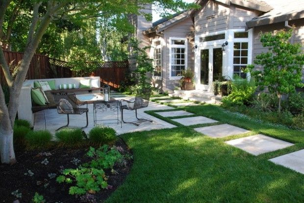 Pinterest Small Back Yard Landscape Ideas