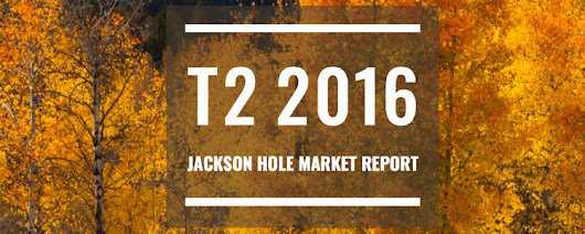 T2 JACKSON HOLE MARKET REPORT 2016 - Prugh Real Estate