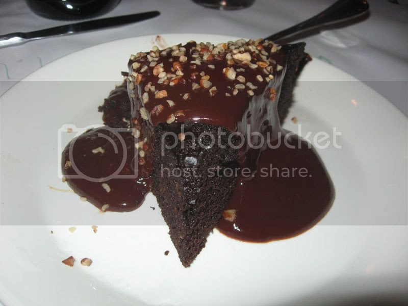 Romano's Macaroni Grill Chocolate Cake