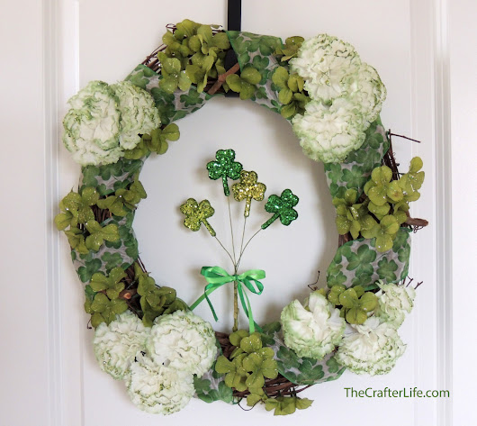 St. Patrick's Day Wreath *