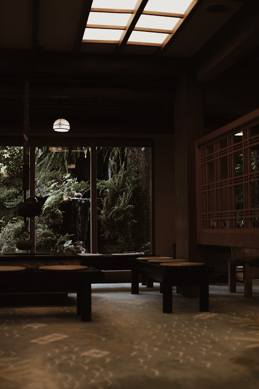 HOTEL LIFE: A Traditional Japanese Ryokan: Abba Resorts Izu