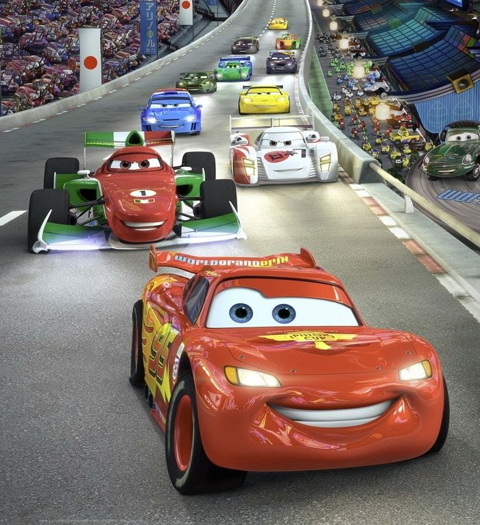 Cars Racing Cars Images Oh My Fiesta In English