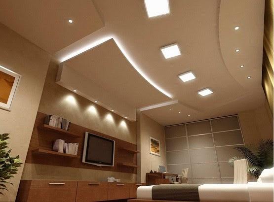 Low Bedroom Ceiling Lights Ideas - Bedroom Lighting Design ...
