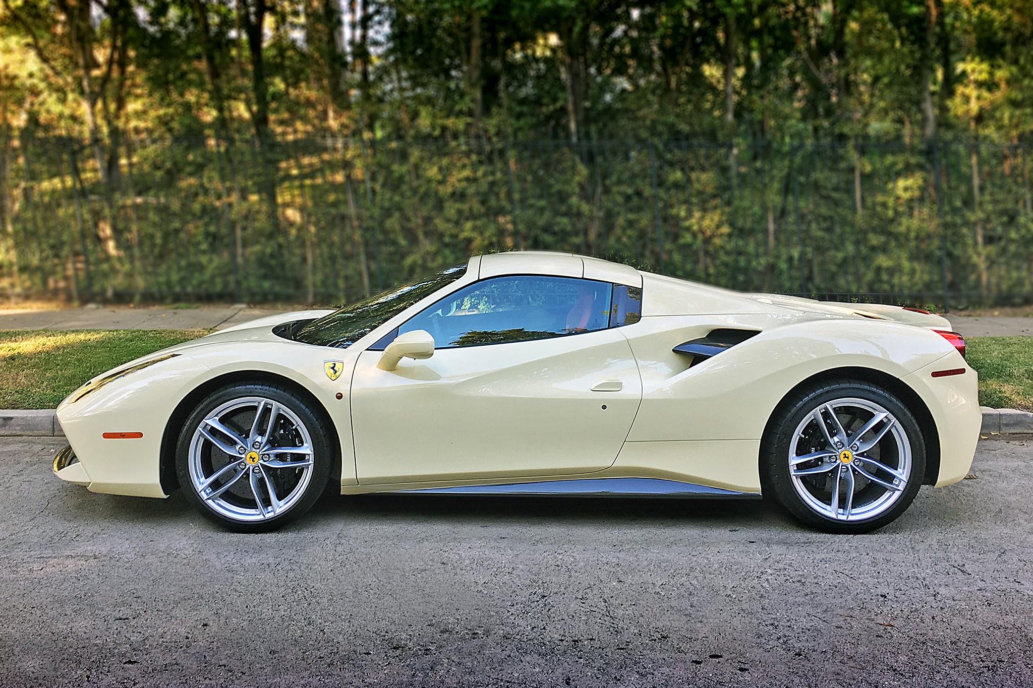 2018 Ferrari 488 Spider One Week Review | Automobile Magazine