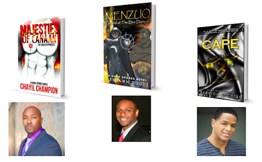 POWER of 3: How Three Black Authors are Creating a Diverse, MultiCultural Superhero Universe