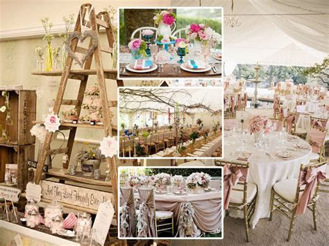 Vintage Wedding Decorations: 15 Effortlessly Romantic