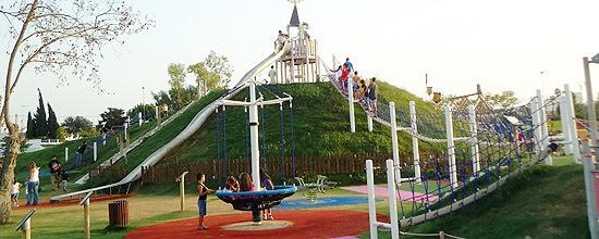 """Parque de la """"ciudad de los niños y niñas"""" de Jerez de la Frontera"""