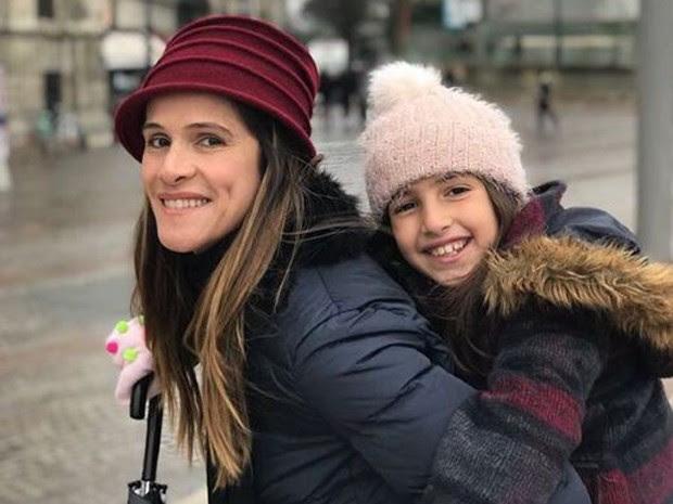 Ingrid e Clara (Foto: Reprodução/Instagram)
