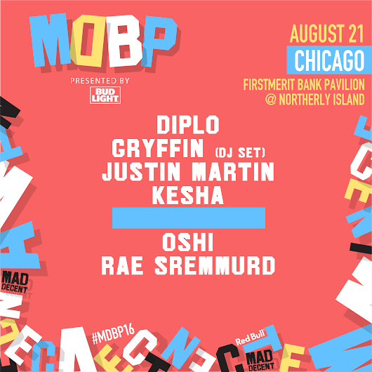 Mad Decent Block Party 2016 | ElectroJams