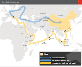 Chinese investment along the Silk Road is soaring