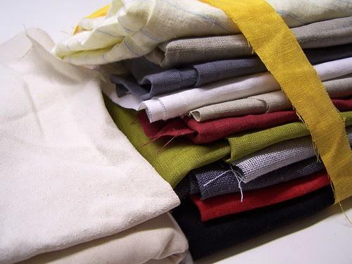 linen, silk & muslin