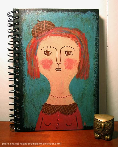 Miss Sketchy Sketch Book
