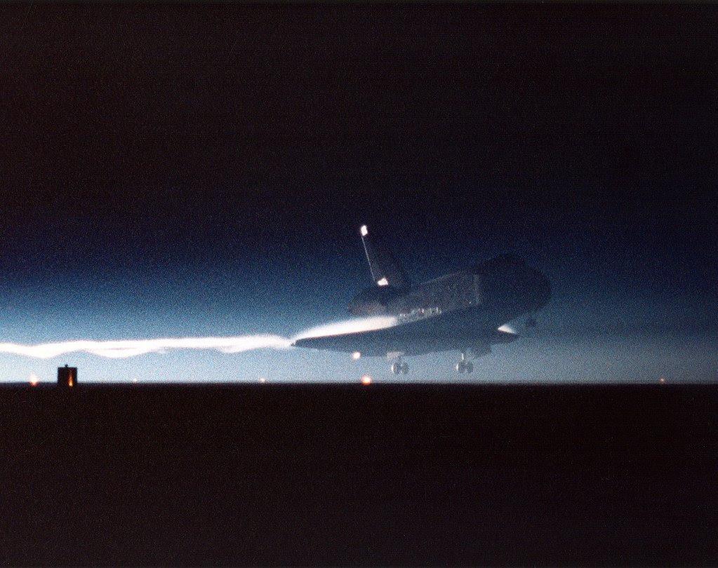 Jan20-1990_Columbia-landing