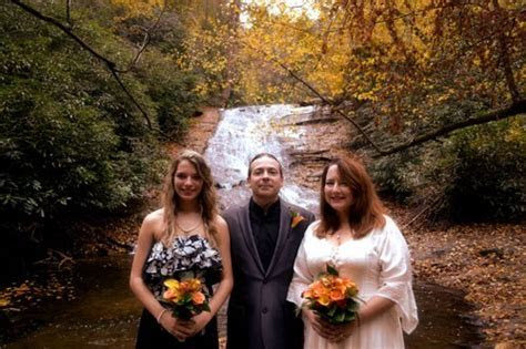 Waterfall Weddings   Places To Get Married in Georgia