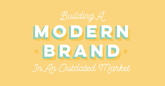 How One Company Built a Modern Brand in an Outdated Market