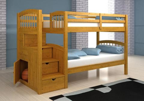 how to get bunk bed plans stairs drawers Online Download