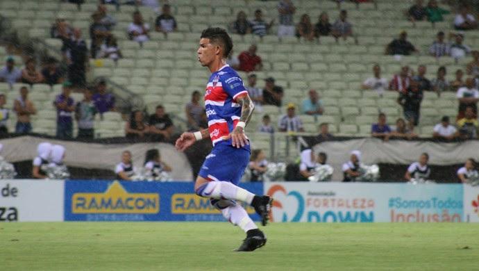 Rodrigo Andrade, meia, Fortaleza (Foto: Divulgação/Fortaleza)