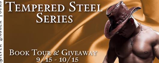 Tempered Steel Series - Book Tour and Giveaway