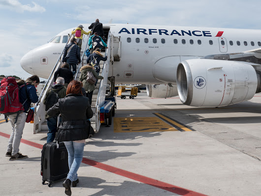 Another Air France disaster - should we step in?