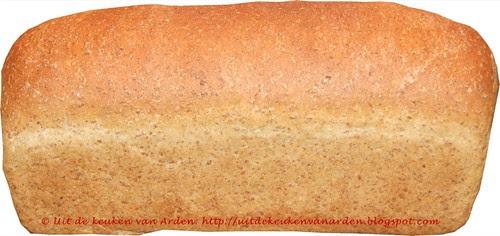 Volkoren semolinabrood