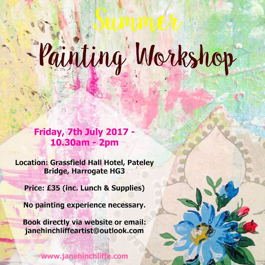 Summer Painting Workshop