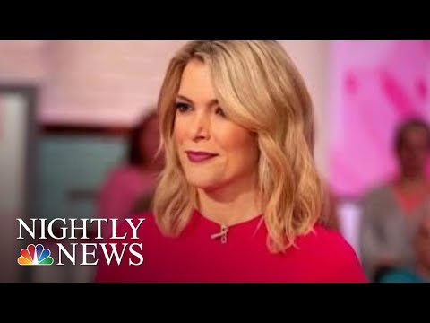 מייגן קלי פוטרה מרשת NBC בעקבות דבריה בעד השחרת פנים