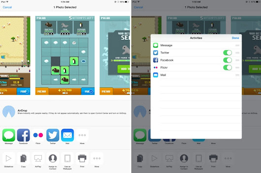 iOS 8 Tidbits: Time-Lapse Mode, Request Desktop Site, and Grayscale Mode, and More