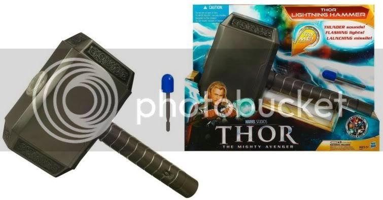 Thor Toys